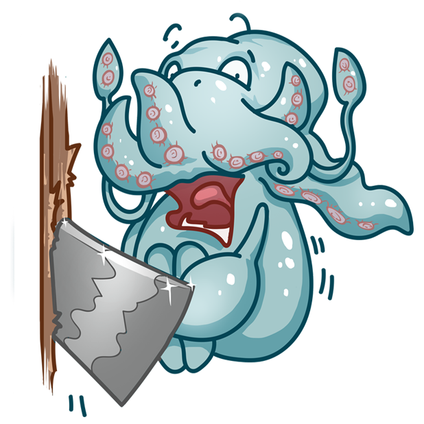 Cthulhu calls messages sticker-10