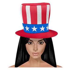 KIMOJI Stickers - 4th Of July Pack messages sticker-3