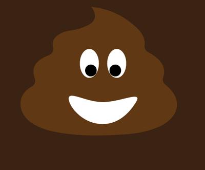 Poop Stickers messages sticker-5