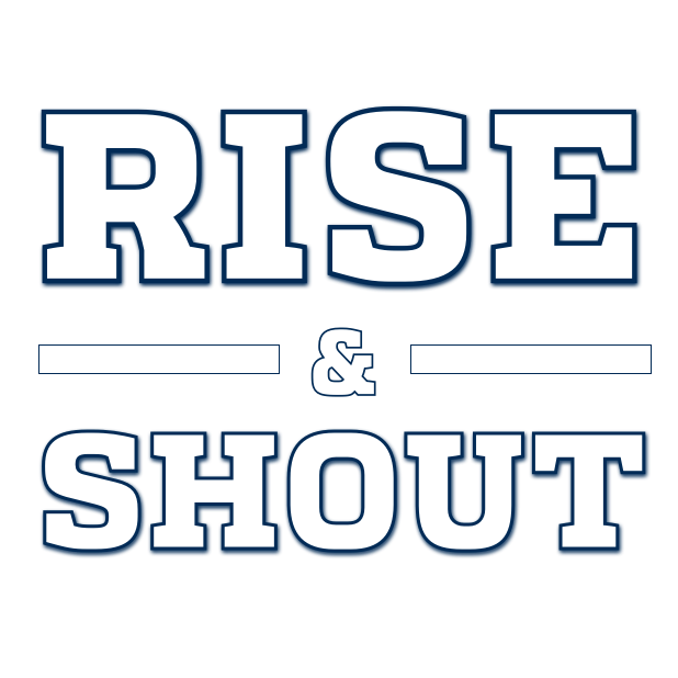 White Rise and Shout messages sticker-8