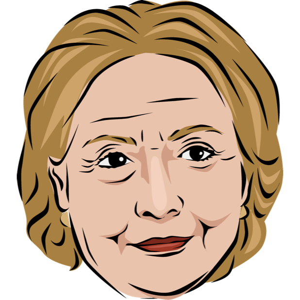 Celebmoji Politics Stickers–Trump, Clinton, Obama messages sticker-7