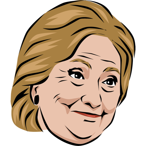 Celebmoji Politics Stickers–Trump, Clinton, Obama messages sticker-1