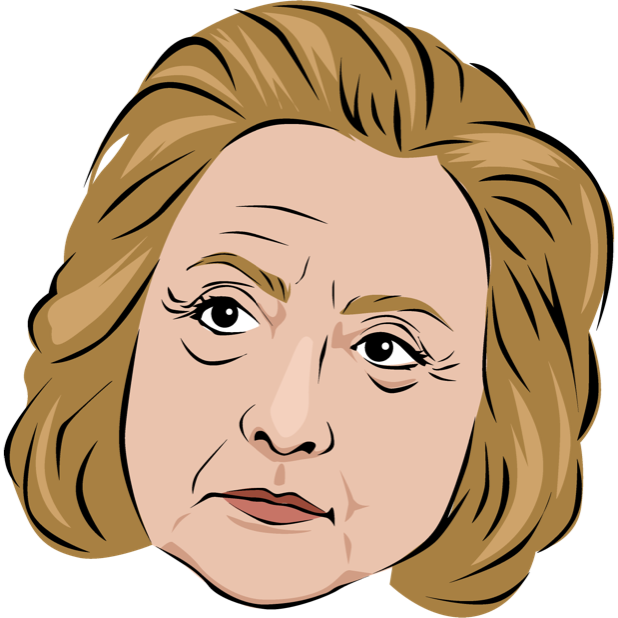 Celebmoji Politics Stickers–Trump, Clinton, Obama messages sticker-9