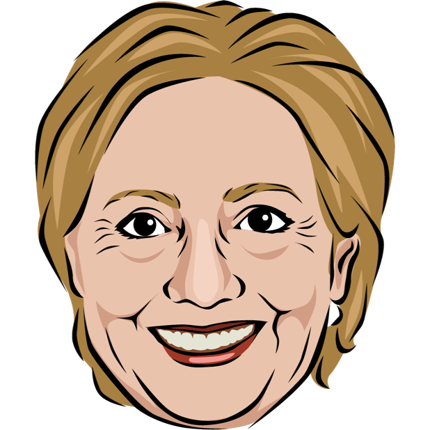 Celebmoji Politics Stickers–Trump, Clinton, Obama messages sticker-4