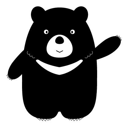 Hey Formosan Bear messages sticker-7