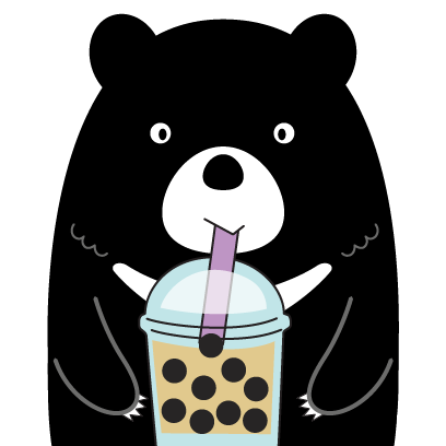 Hey Formosan Bear messages sticker-8