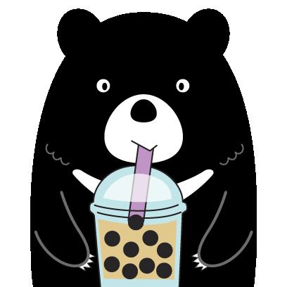 Hey Formosan Bear messages sticker-8