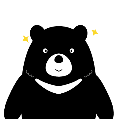 Hey Formosan Bear messages sticker-1