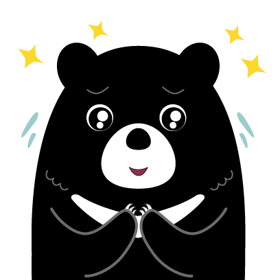 Hey Formosan Bear messages sticker-6