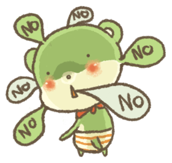 Duel Otters Stickers messages sticker-5