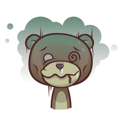 Stanly the Bear messages sticker-8