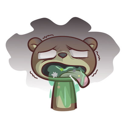 Stanly the Bear messages sticker-6