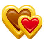 Pink Love Sticker for iMessage messages sticker-1