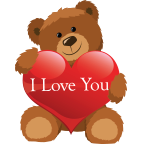 Pink Love Sticker for iMessage messages sticker-2