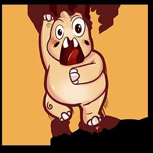 Super Hippo Stickers messages sticker-7