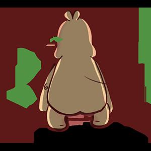 Super Hippo Stickers messages sticker-4