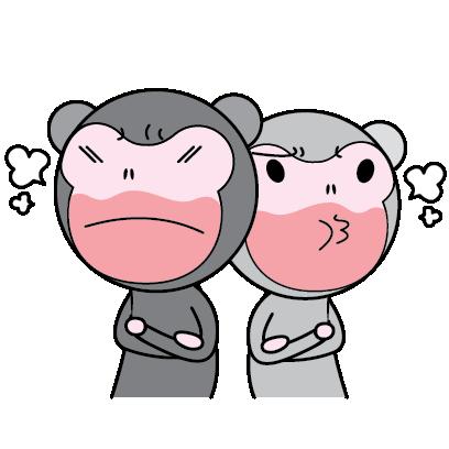 The love of Noblips - Mango Sticker messages sticker-0