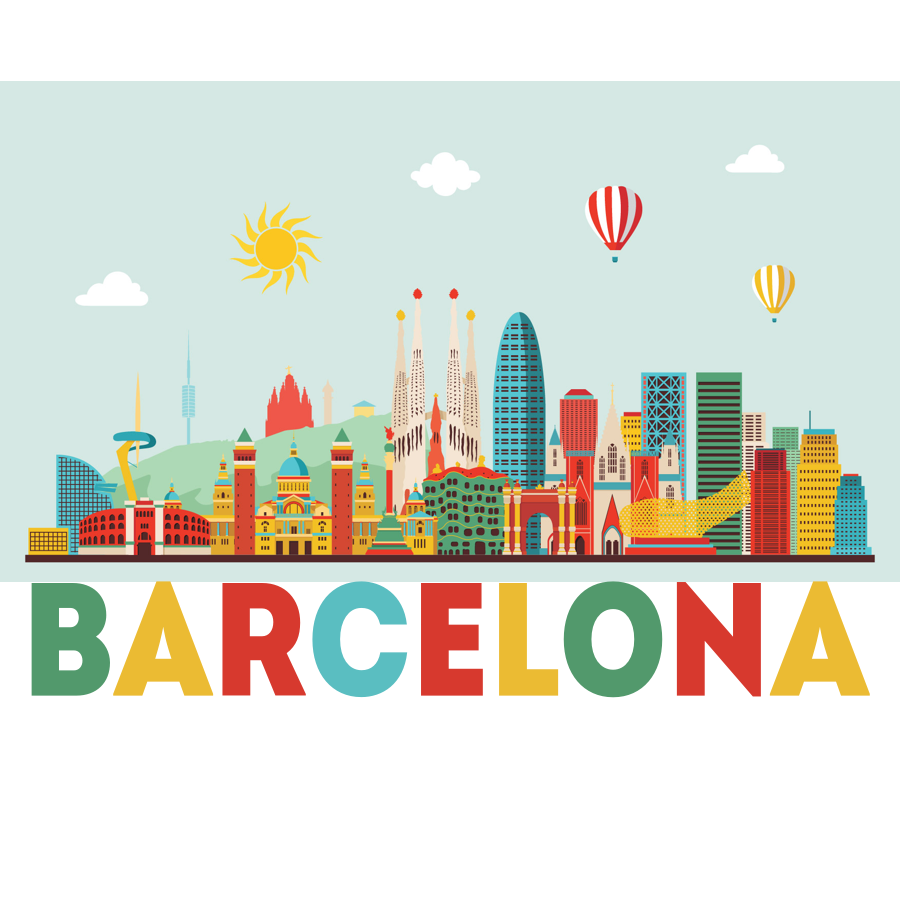 Barcelona Stickers messages sticker-0