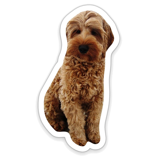 Louie - Dog Stickers for iMessage messages sticker-9