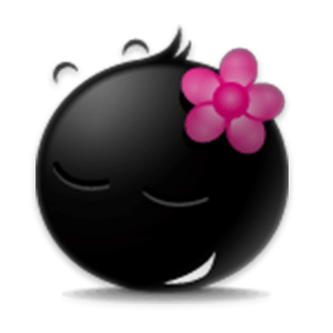 Mono Smileys messages sticker-11