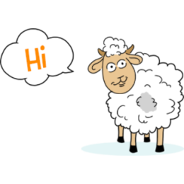 Lamb Festival stickers by Esra Olmez messages sticker-7