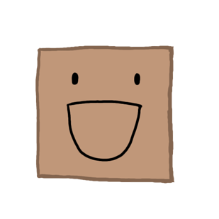 Boxy McBoxface messages sticker-0