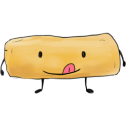 Cheese Stickers stickers by Hasan messages sticker-5