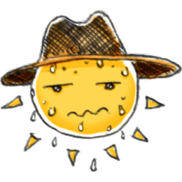 Weather stickers by Enes messages sticker-6