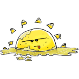 Weather stickers by Enes messages sticker-9