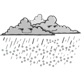 Weather stickers by Enes messages sticker-10