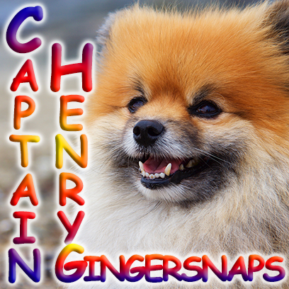 Captain Henry Gingersnaps messages sticker-3