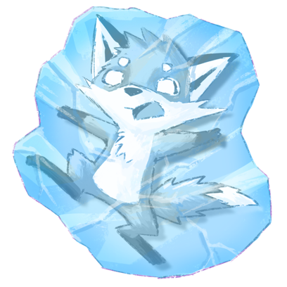 Foxtail LOL messages sticker-8