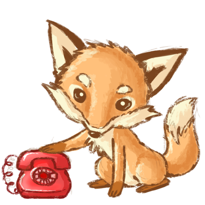 Foxtail LOL messages sticker-1