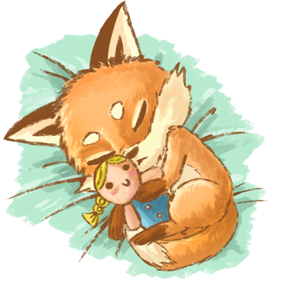 Foxtail LOL messages sticker-11
