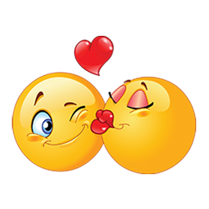 Classic Emojis - Still Smiling by Emoji World messages sticker-1
