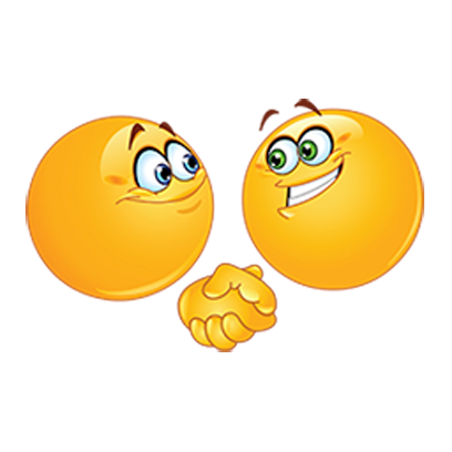 Classic Emojis - Still Smiling by Emoji World messages sticker-5