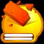 VOZ Emoji messages sticker-7