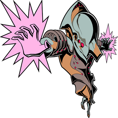 Warframe Stickers messages sticker-7