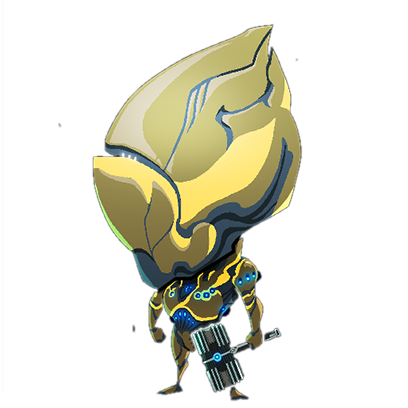 Warframe Stickers messages sticker-11