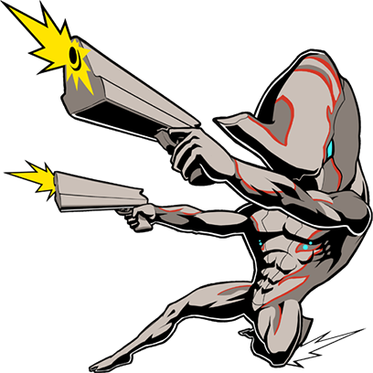 Warframe Stickers messages sticker-2
