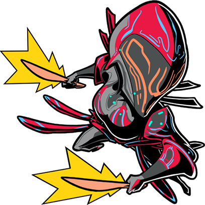 Warframe Stickers messages sticker-6