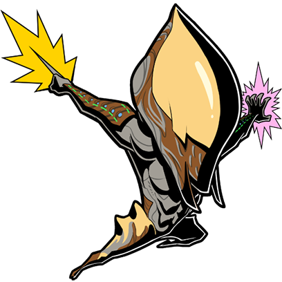 Warframe Stickers messages sticker-0
