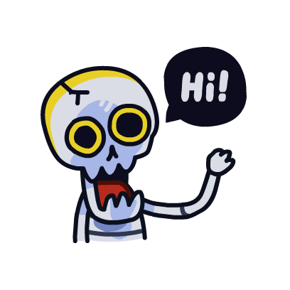 HeySkull messages sticker-0