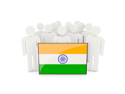 India Flags messages sticker-2