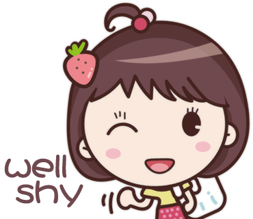 Yolk Girl Sticker - Cute Message Sticker Emoji messages sticker-8