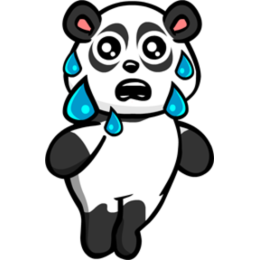 Panda stickers by EricBlak1947 messages sticker-9