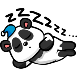 Panda stickers by EricBlak1947 messages sticker-11