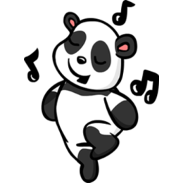 Panda stickers by EricBlak1947 messages sticker-5