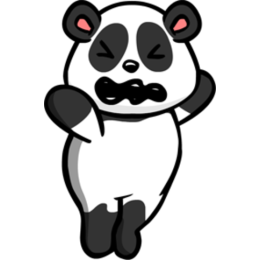 Panda stickers by EricBlak1947 messages sticker-8