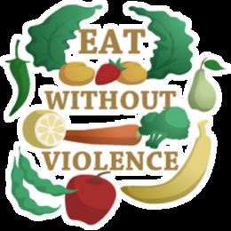 Vegan stickers by Haydar messages sticker-4